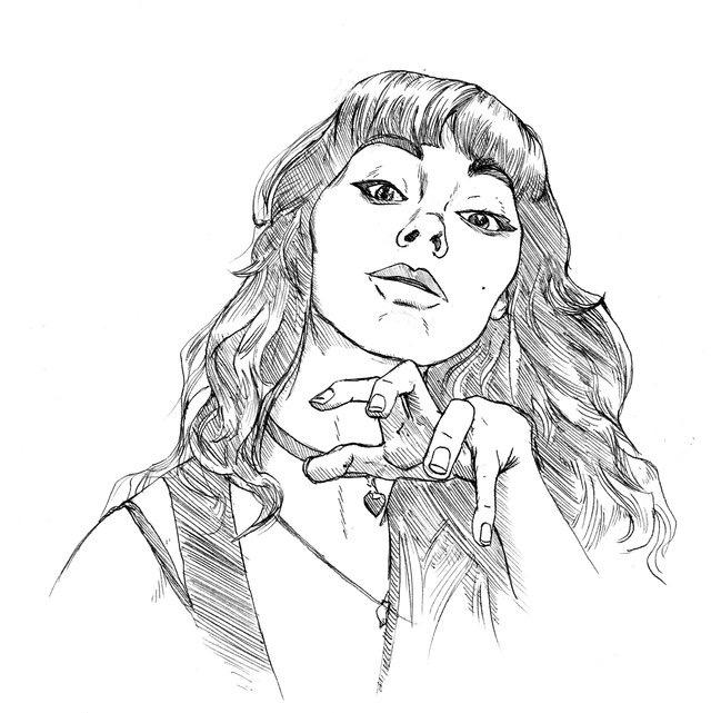Sktchy - Laura Gimenes